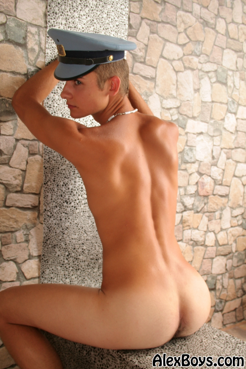 Ronny  Gay Porn Star Pics  Young Military Boy  Dirty -2947