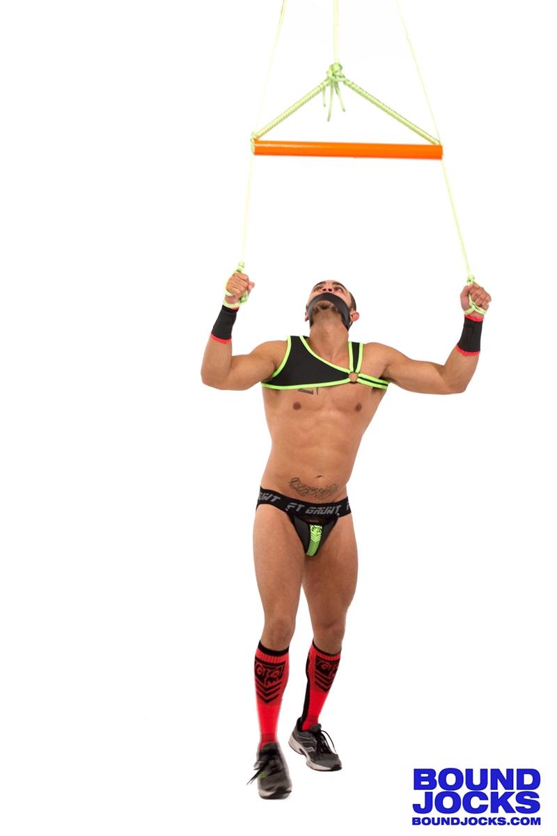 Brock Avery  Gay Porn Star Pics  Bondage Jock-4450