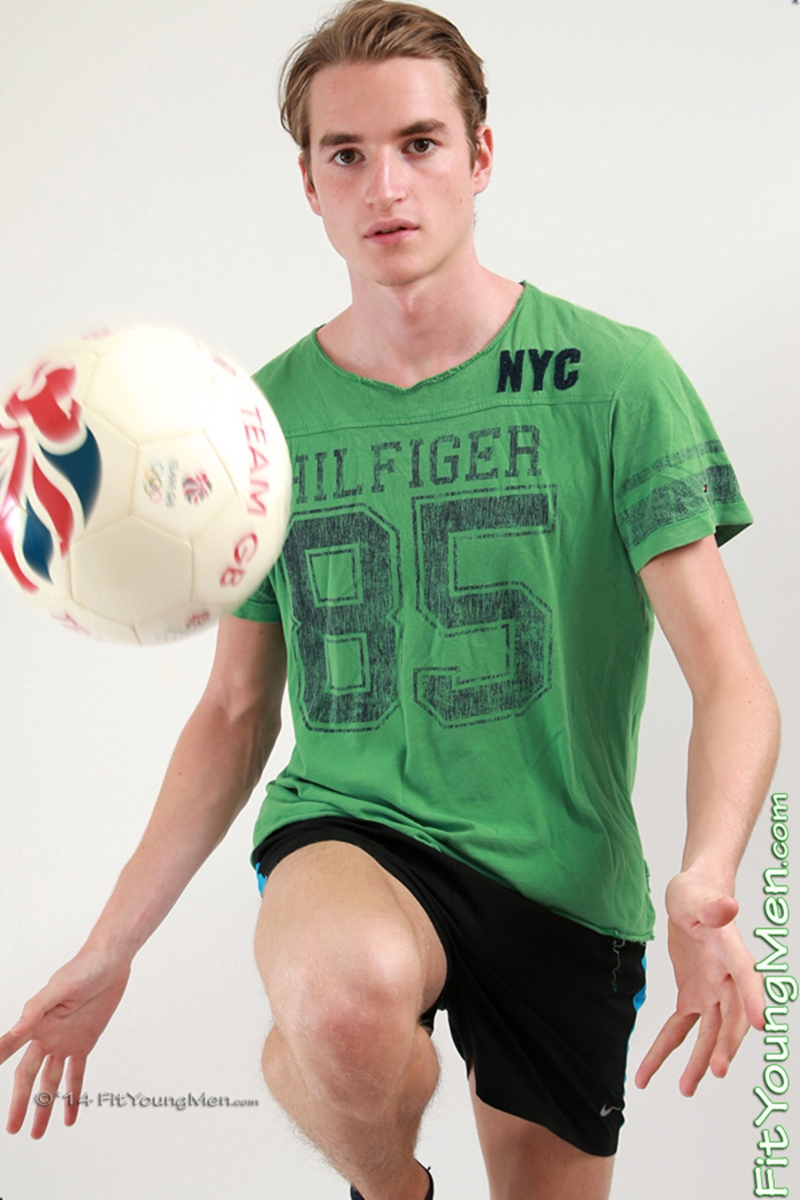 Jeremy Norfolk  Gay Porn Star Pics  20 Year Old Footballer-4832
