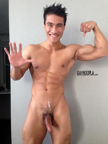 Ken Ott  Gay Porn Star Pics  Muscle Boy Huge Cock-8565