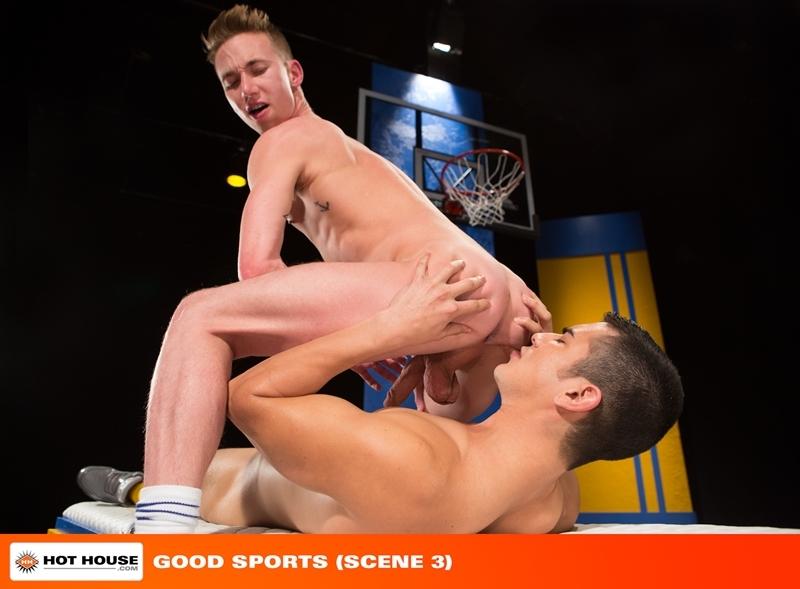 гей-спортсмены. порно. видео