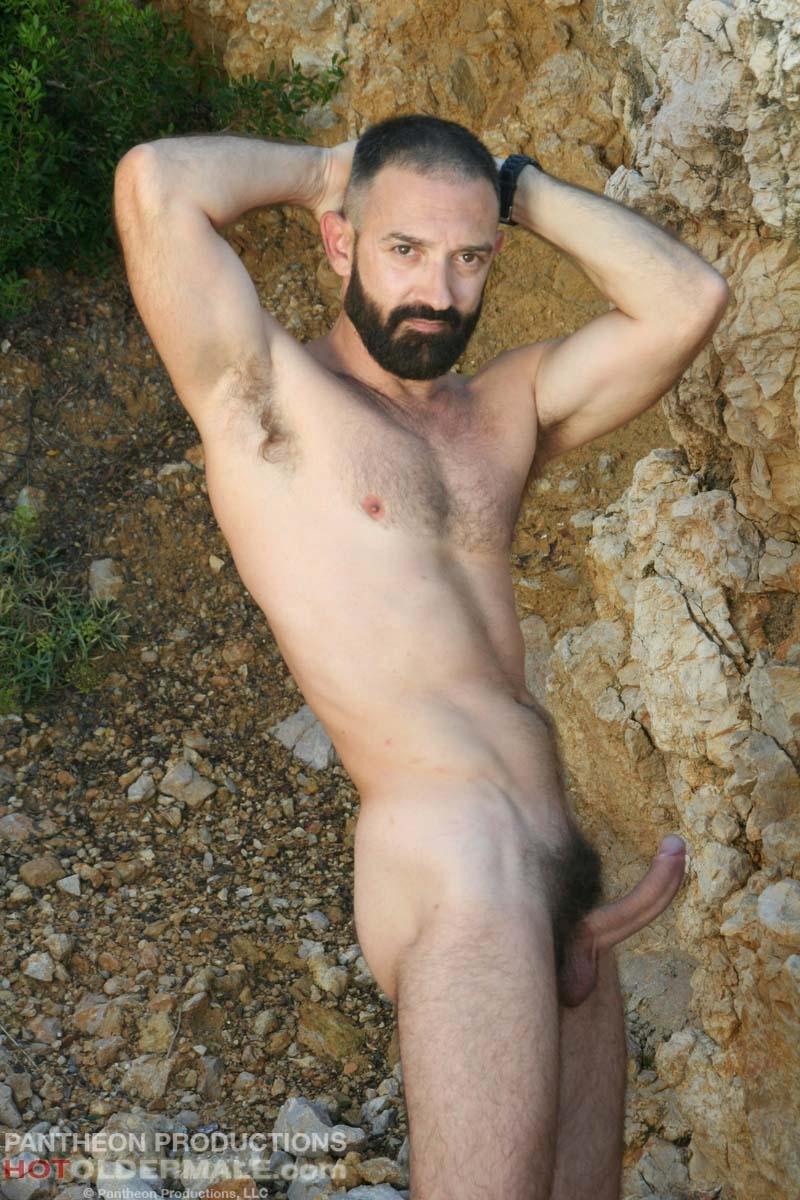 Jota Salaz  Gay Porn Star Pics  Mature Spanish Bottom-1075