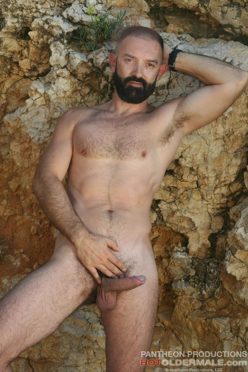 Jota Salaz  Gay Porn Star Pics  Mature Spanish Bottom-4241