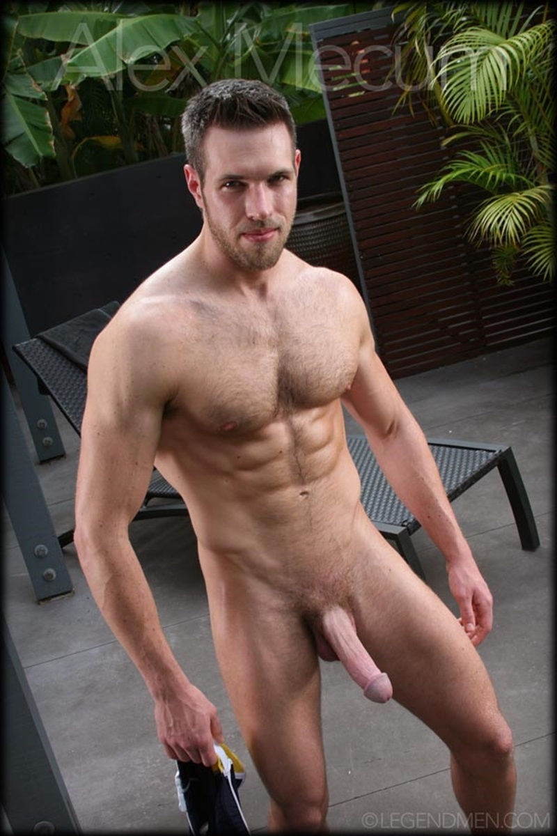 from Ignacio gay big muscle mennaked