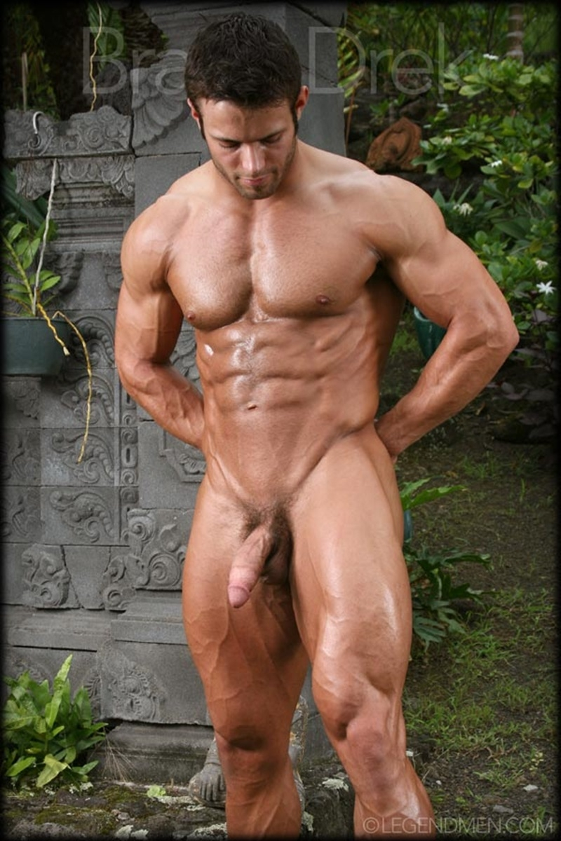 Muscle men nude crazy for