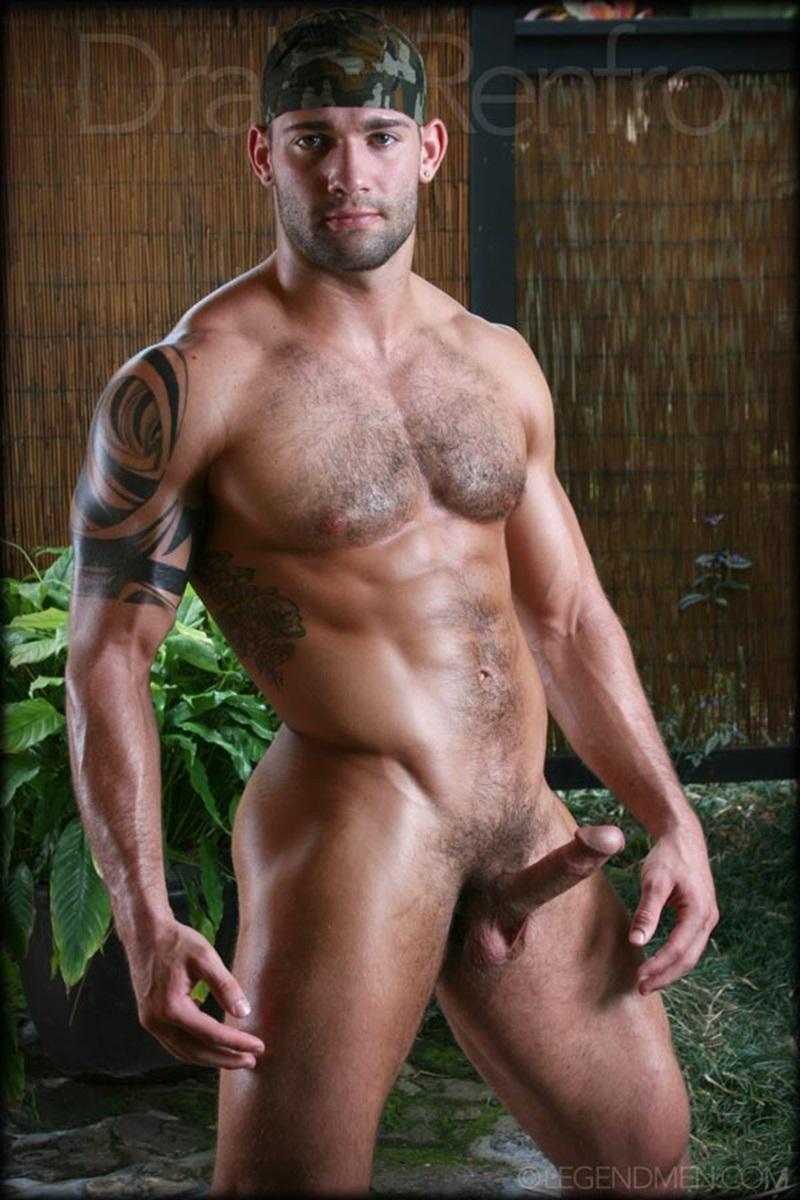 celebrity muscle man nude