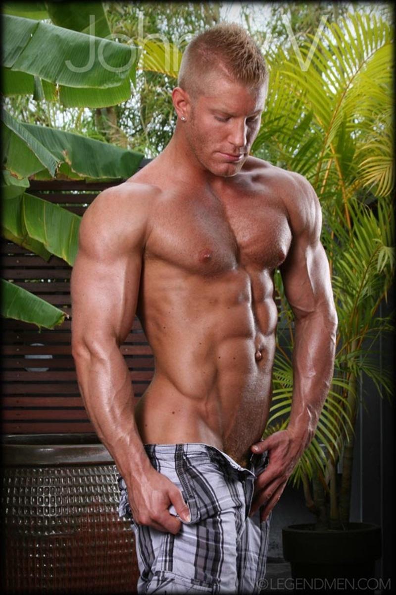 Johnny V  Gay Porn Star Pics  Nude Bodybuilder Huge -2178