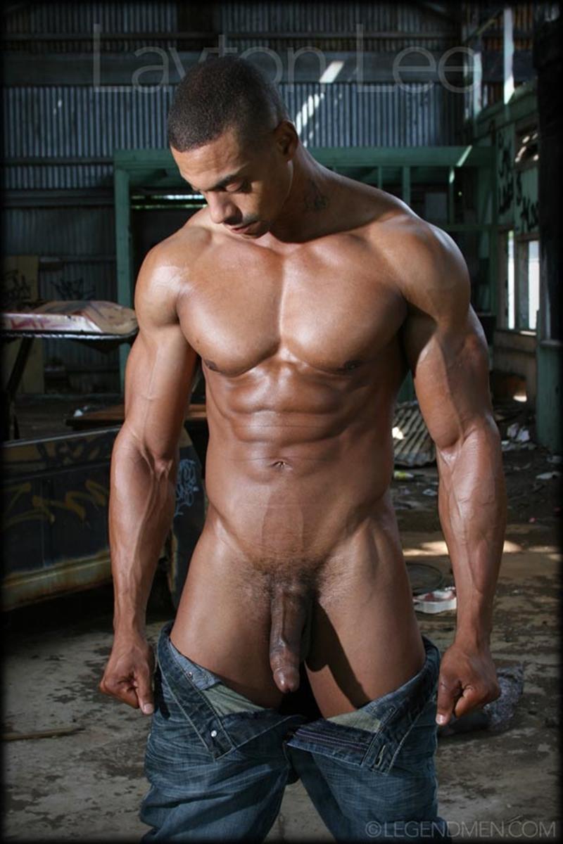 Layton Lee Aka David Vance  Gay Porn Star Pic  Legend -4888