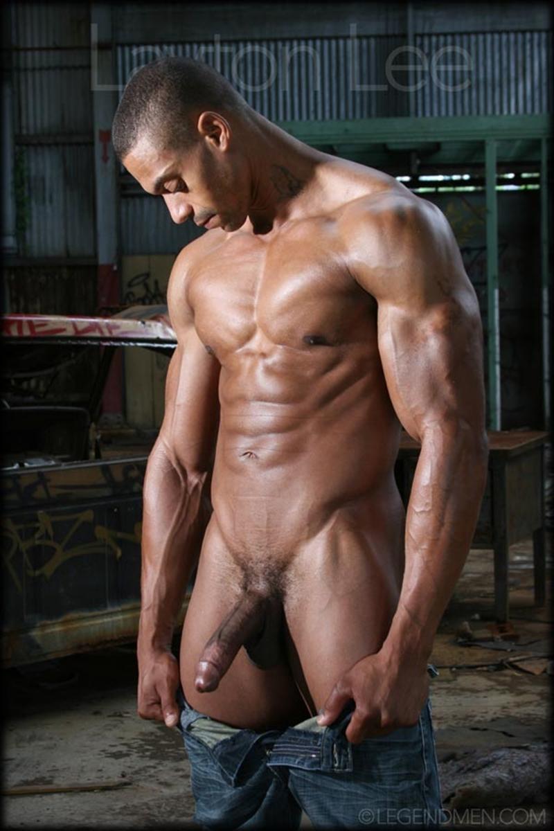 Layton Lee Aka David Vance  Gay Porn Star Pic  Legend -7339