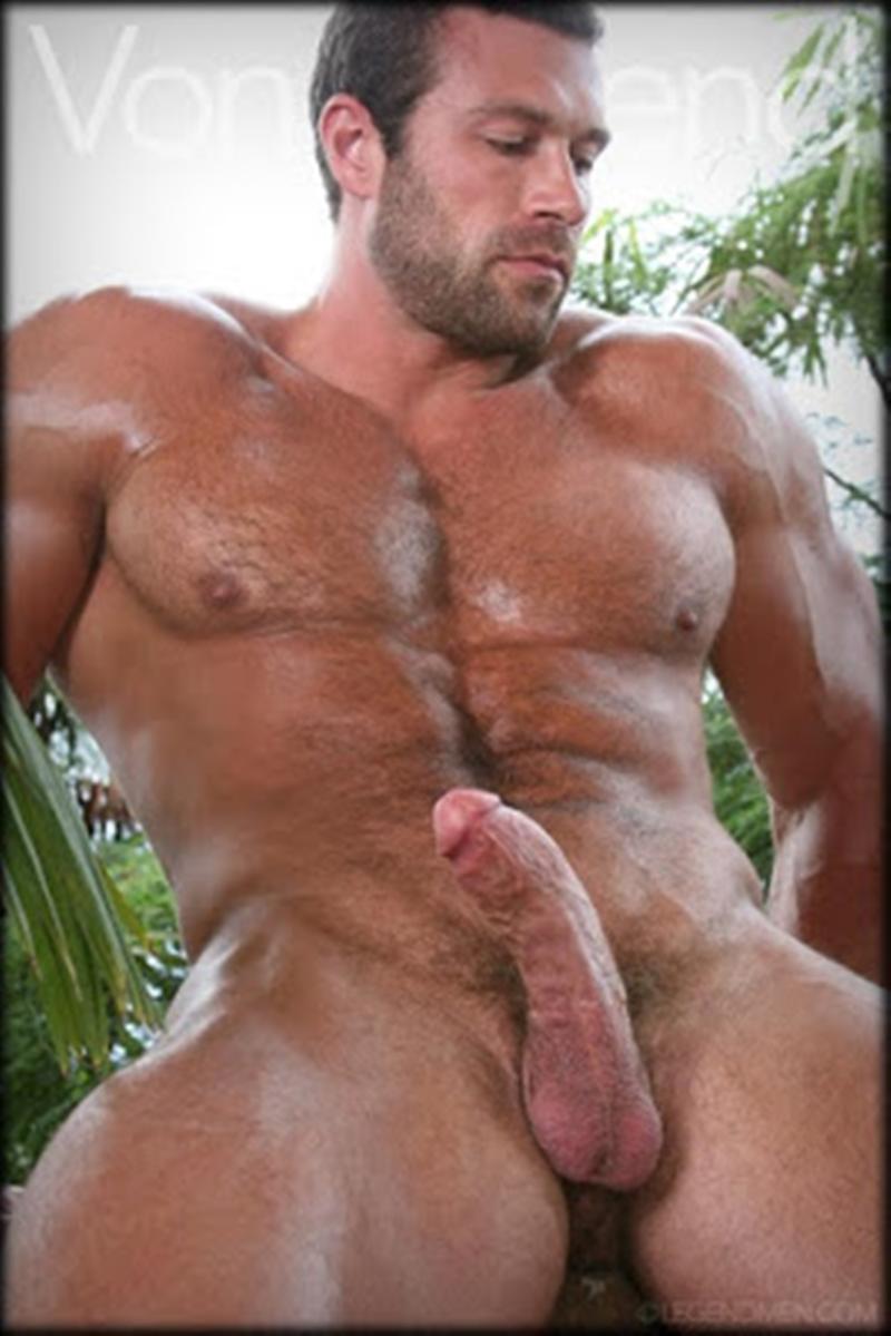 Von Legend Aka Matt Davis  Gay Porn Star Pics  Legend -5633