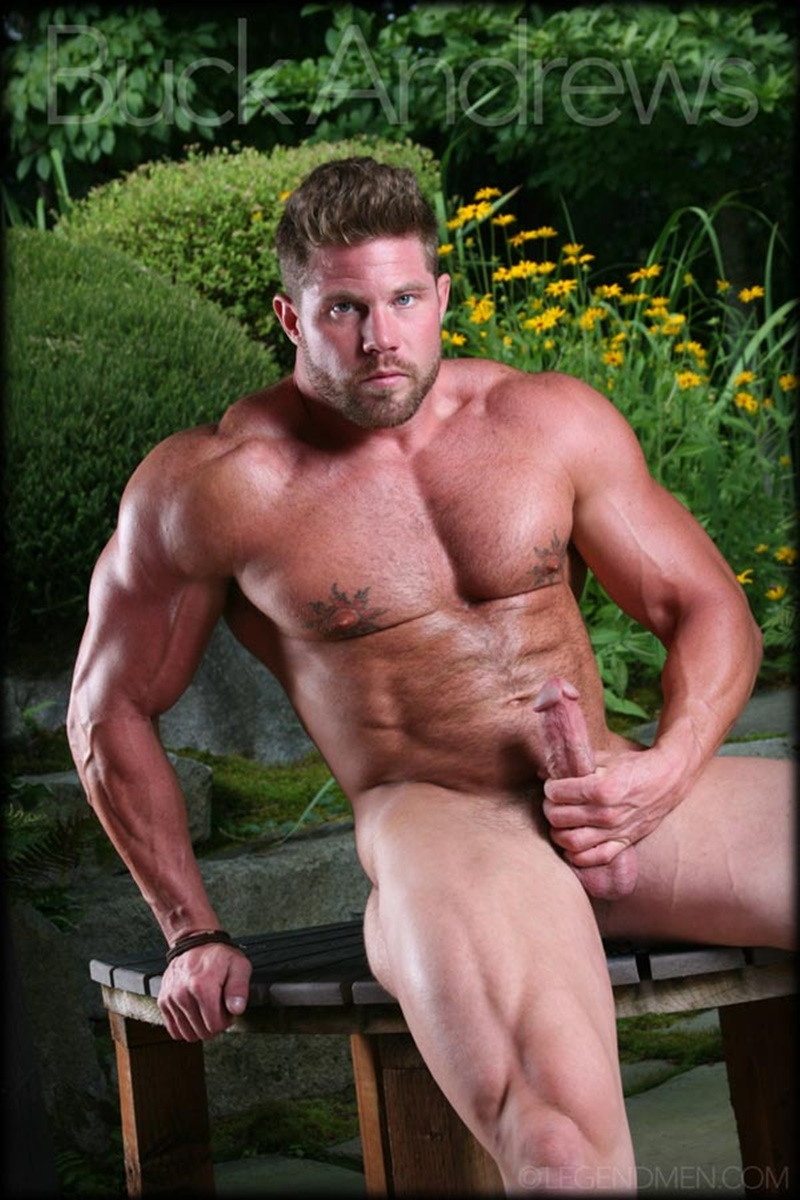massive hairy gay dick muscle