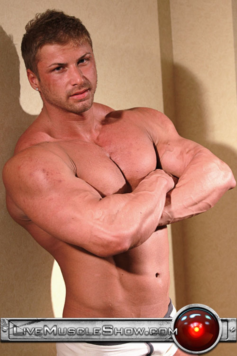 Kane Griffin  Gay Porn Star Pics  Nude Muscle -3687