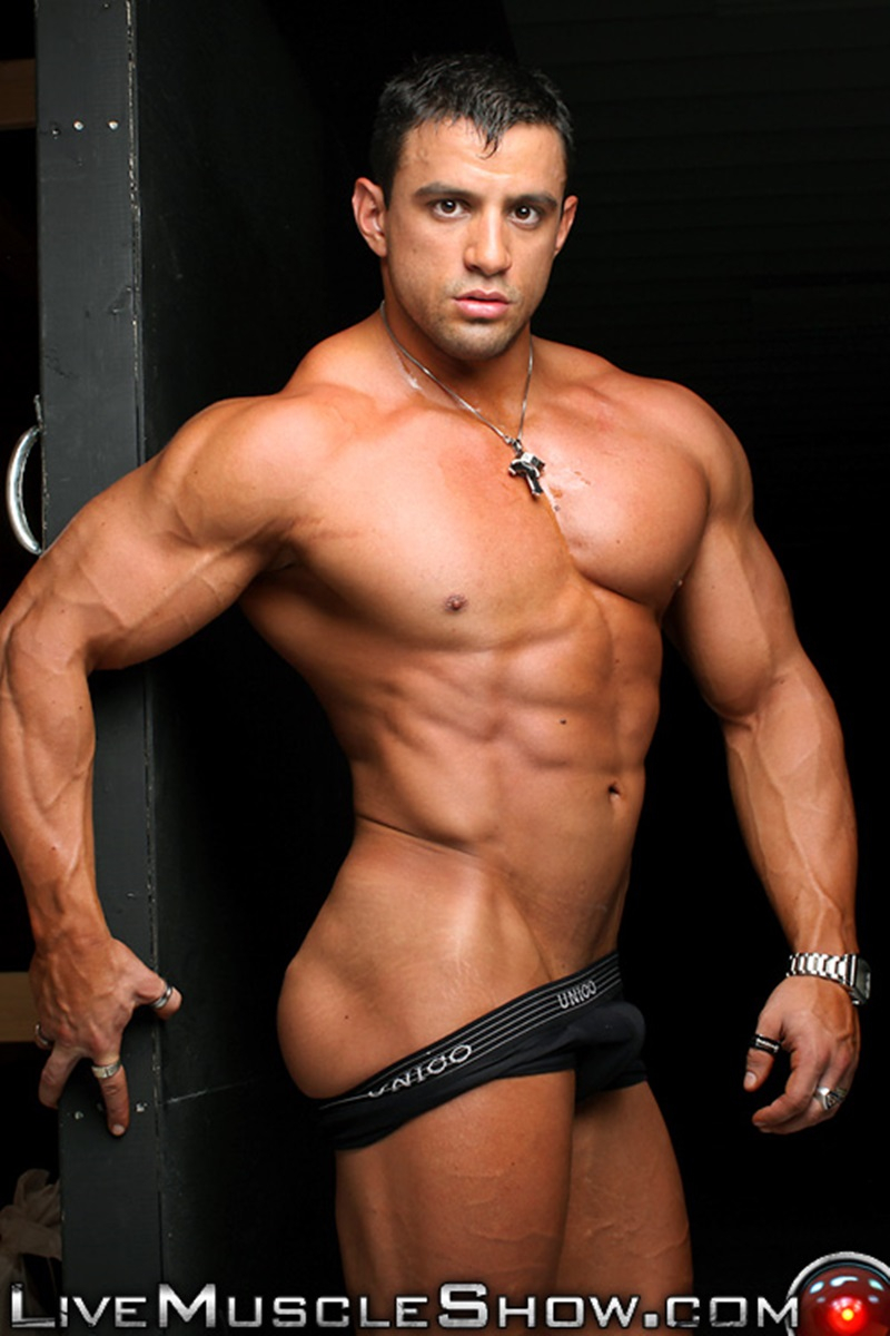 Macho Nacho  Gay Porn Star Pics  Dirty Boy  Big Muscle -9597