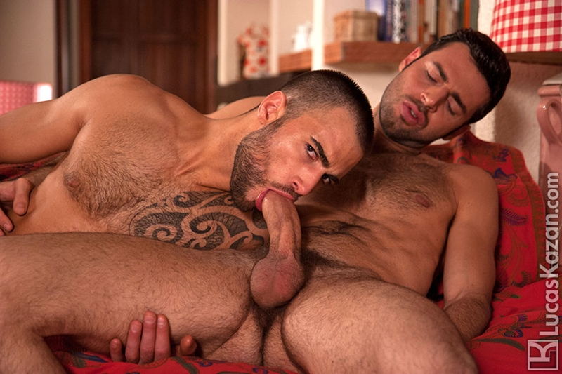 Dario Beck  Will Helm  Gay Porn Star Pics  Hairy -1336
