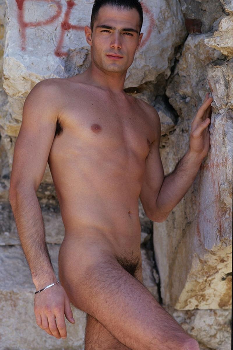 Gennaro Grimaldi  Lucas Kazan  Naked Latin Gay Porn Pics -5869