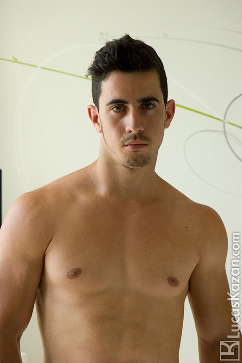 Hugo Lopez  Lucas Kazan  Hot Latin Guy Gay Porn Pics -5344