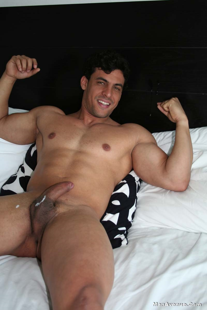 14 Cumloads From 14 Hot Studs  Gay Porn Star Pics  Man -2765