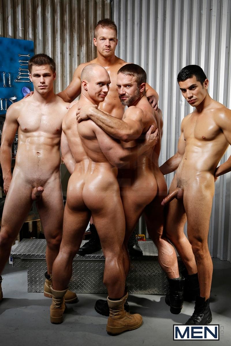Jimmy Johnson  John Magnum  Gay Porn Star Pics  Dirty -2903