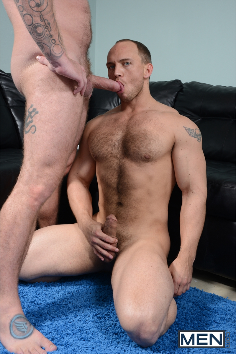 John Magnum And Charlie Harding Fuck Orgy  Gay Porn Star -9641