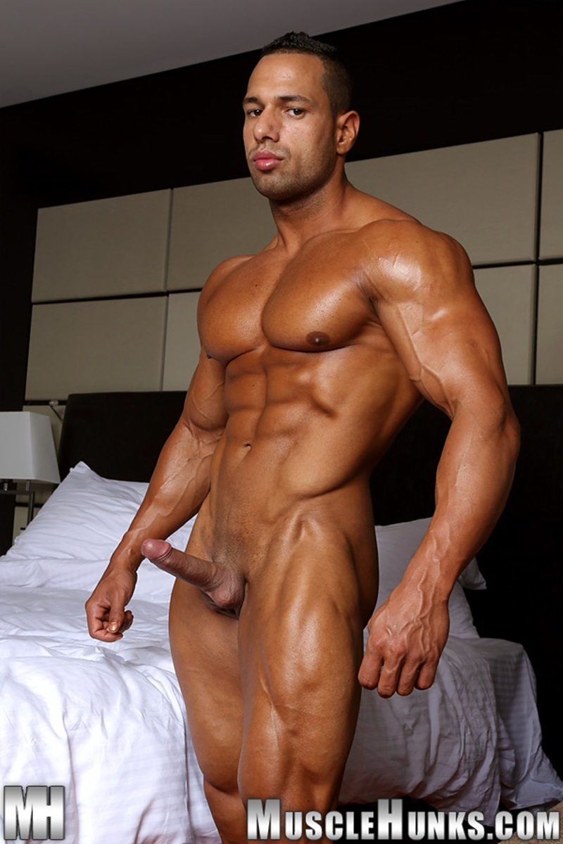 black hunks naked images