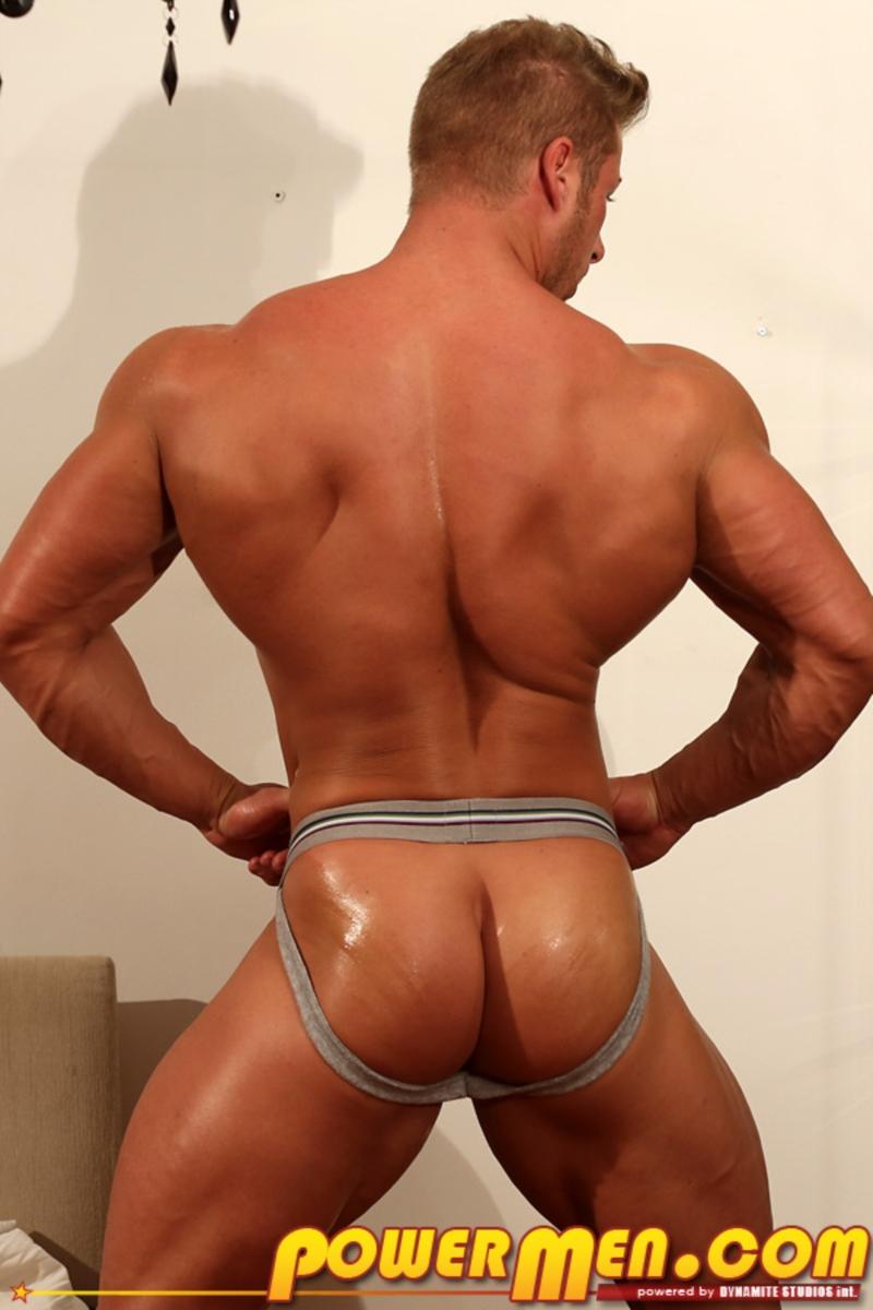 Kane Griffin  Gay Porn Star Pics  Powermen Muscle -5308