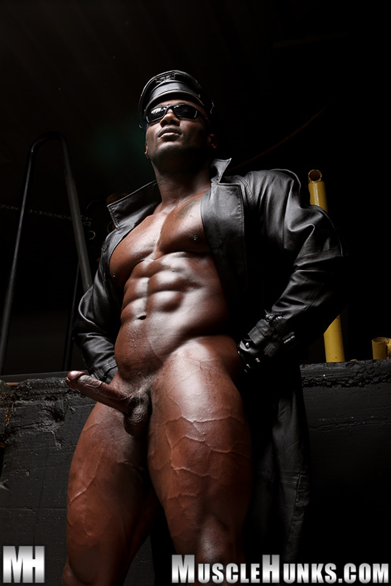 from Rayden black gay muscle porn