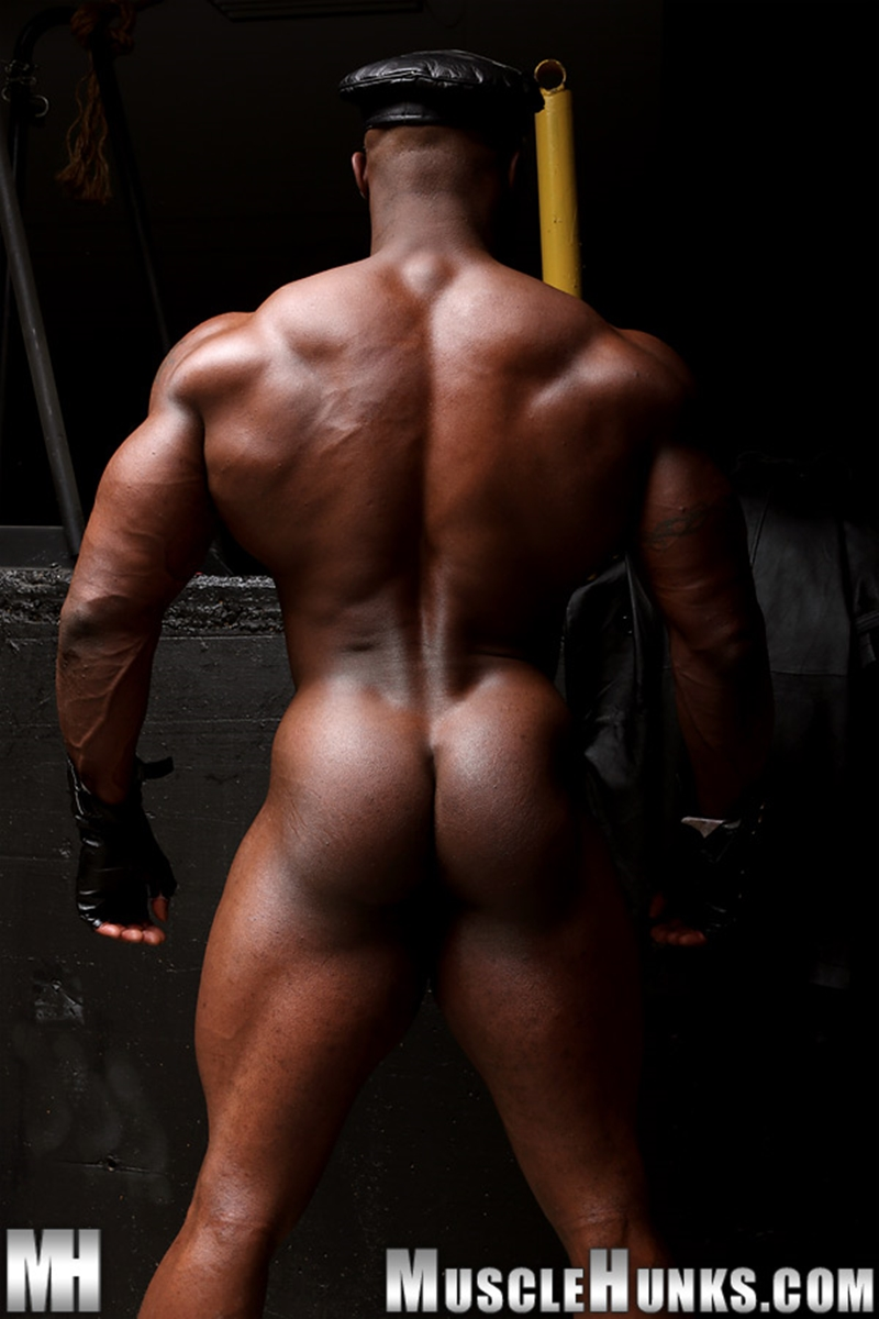 Black Hunk Dick