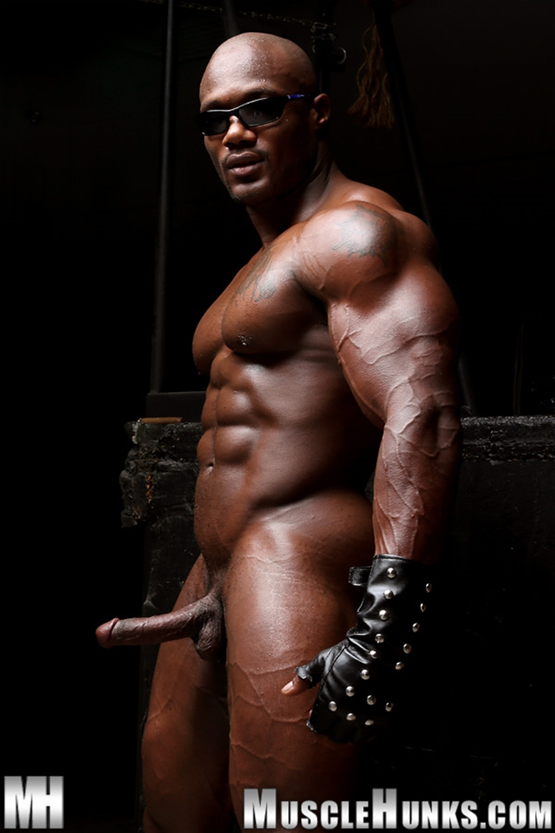from Damon muscle men gay porn