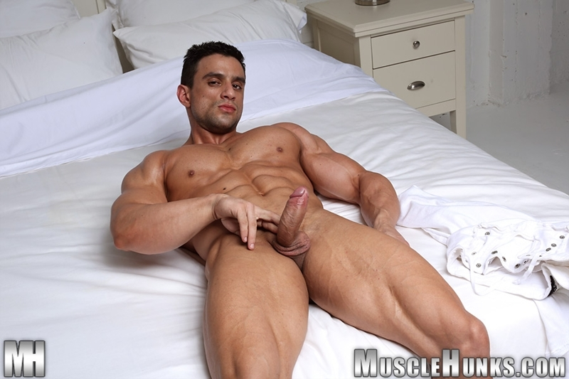 from Ellis nude gay hunk slide show