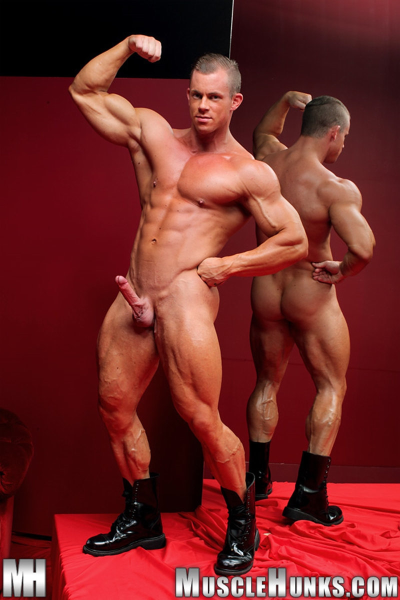 from Victor gay bodybuilders tubes