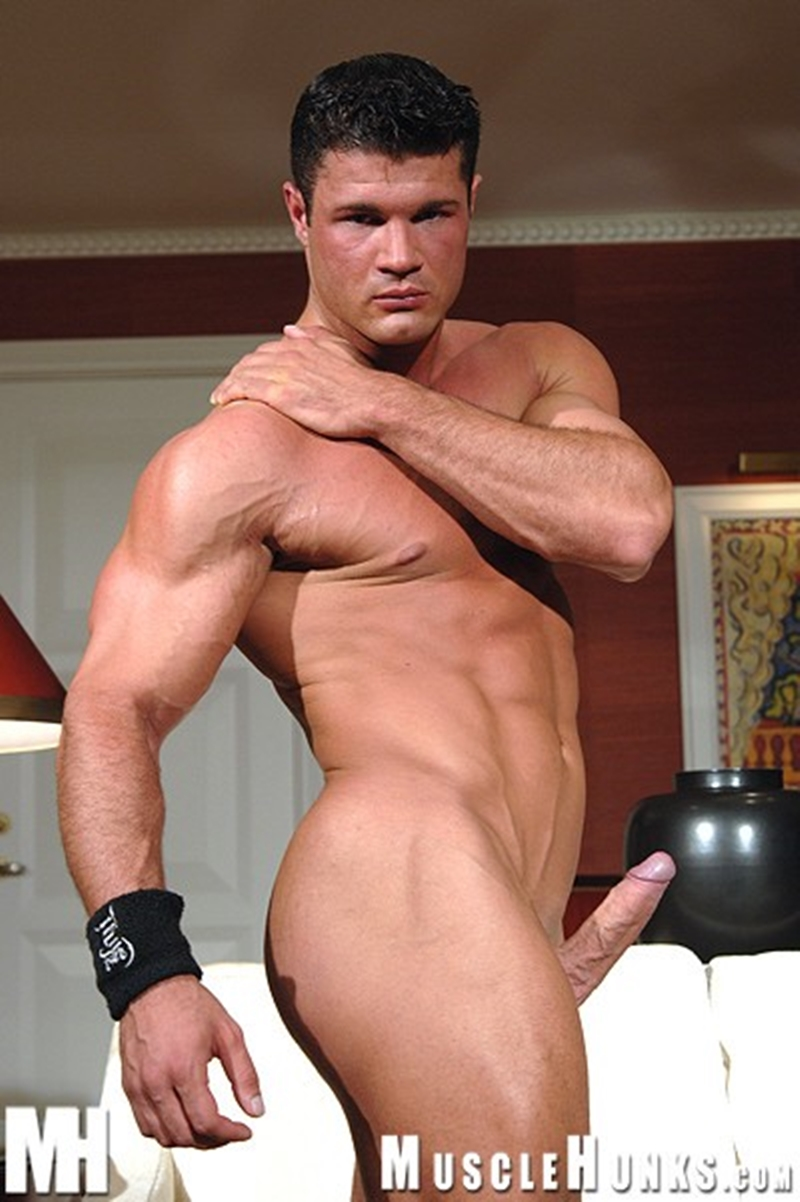 image Gay sexy muscle men fucking each other