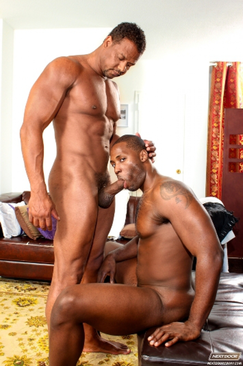 Aron Ridge And Nubius  Black Cock  Gay Porn Pics  Dirty -9354