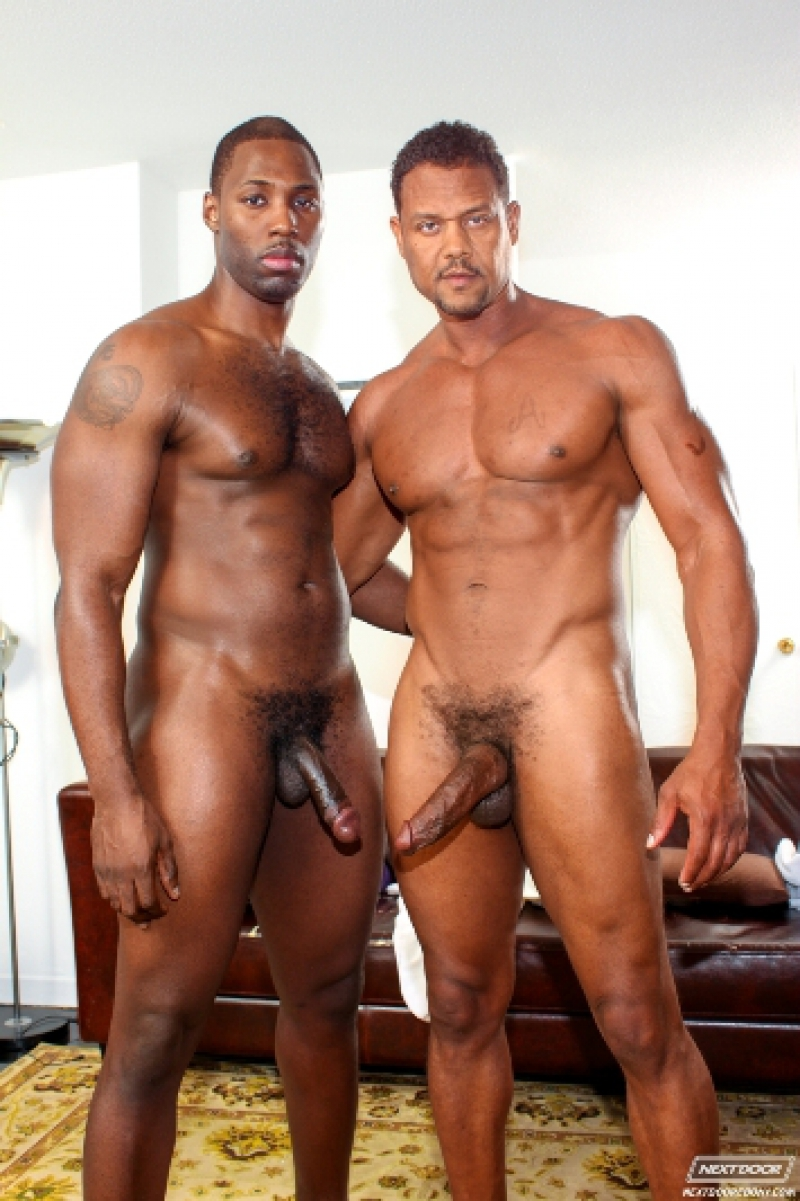 Aron Ridge And Nubius  Black Cock  Gay Porn Pics  Dirty -5925