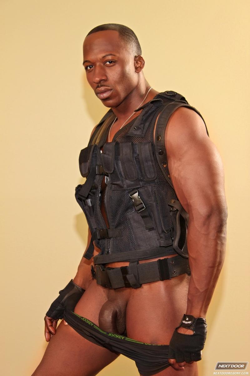 Derek Jackson  Gay Porn Star Pics  Black Muscle  Dirty -7377