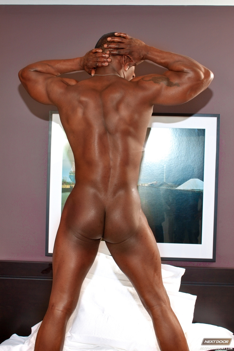 Derek Jackson  Gay Porn Star Pics  Black Muscle  Dirty Boy Reviews-3889