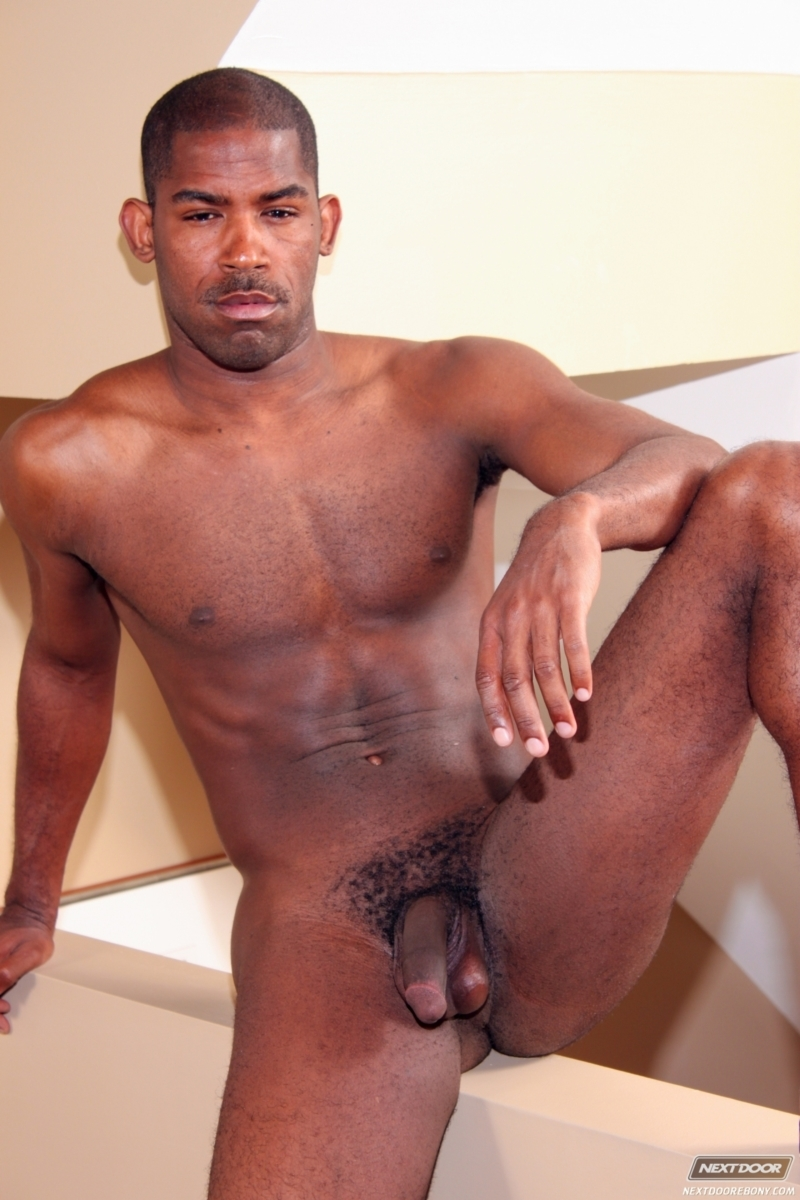 Scottie A  Gay Porn Star Pics  Huge Black Cock  Dirty -3590