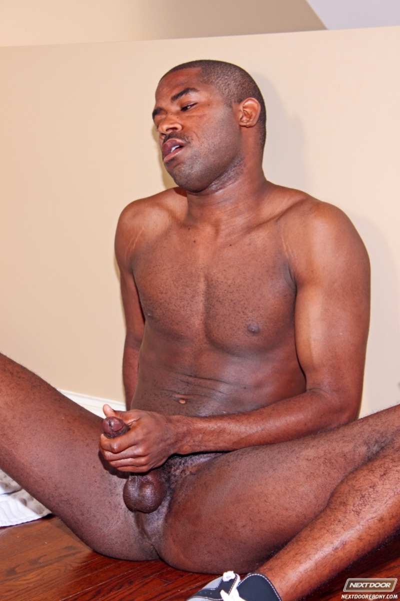 Scottie A  Gay Porn Star Pics  Huge Black Cock  Dirty -2964