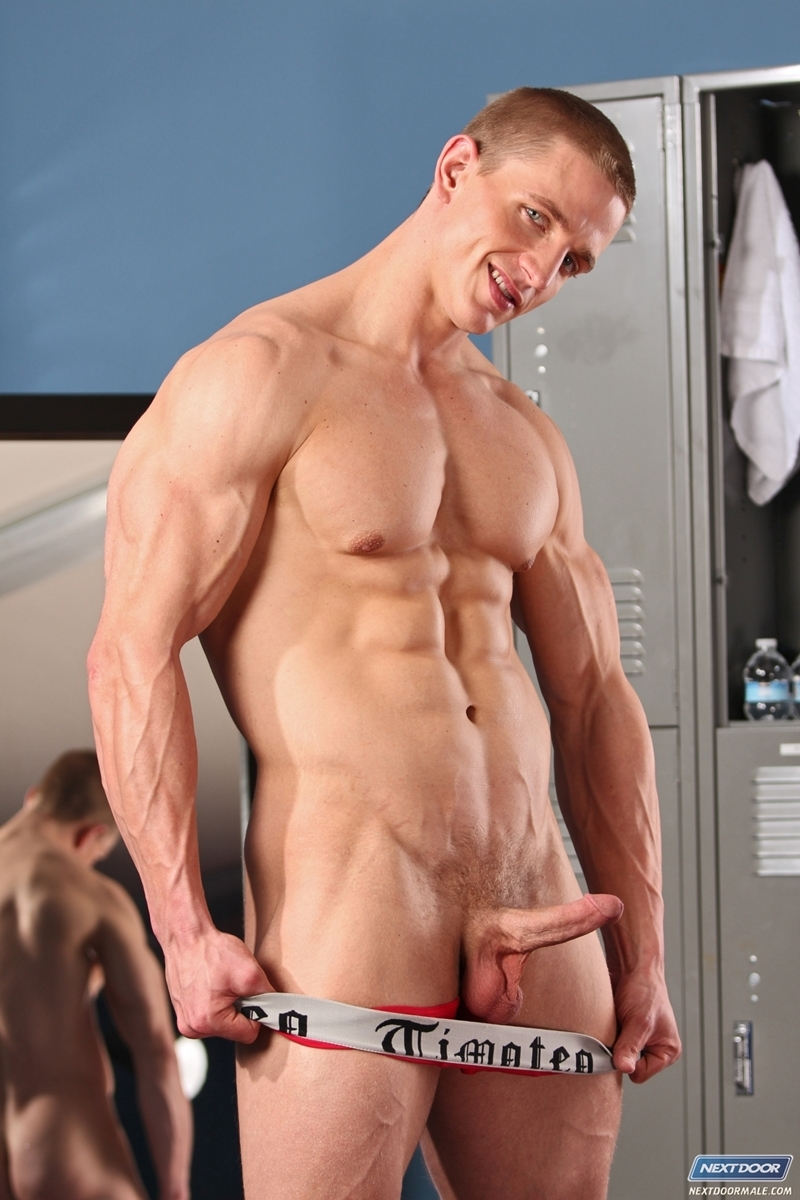 Opinion the Next door male marcus mojo