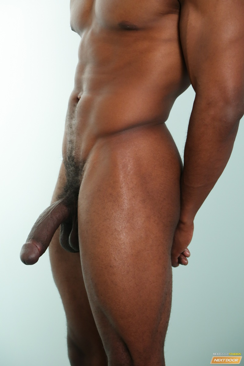 thick black gay cock