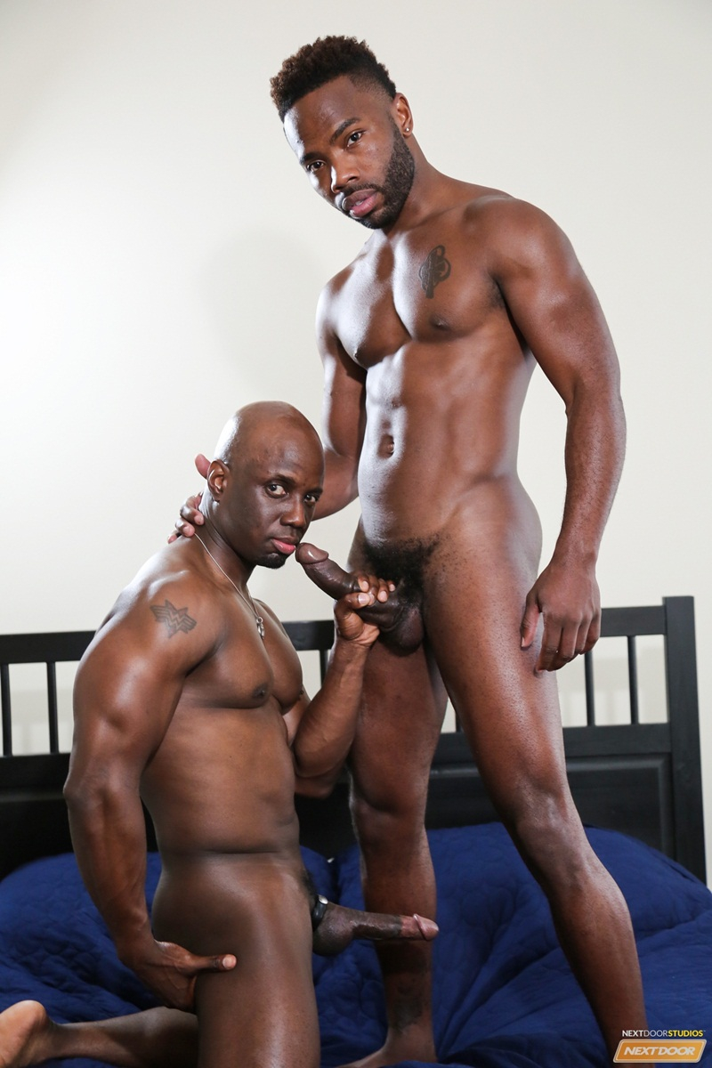 Huge Black Cocks Jay Black And Bam Bam Hardcore Ass -2911