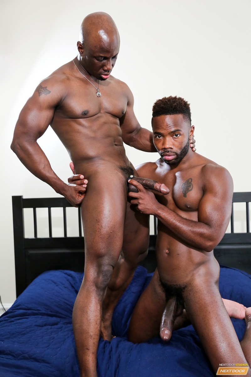 Huge Black Cocks Jay Black And Bam Bam Hardcore Ass -9161