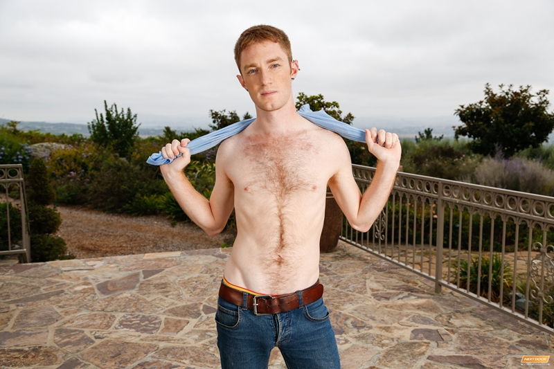 Seamus Orilley  Gay Porn Star Pics Ginger Haired Twink-4974