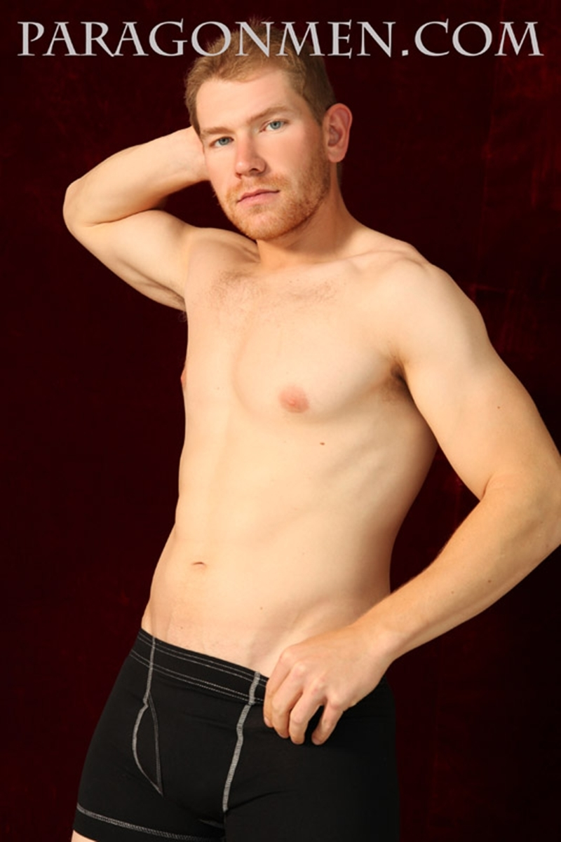 Gay Porn Pics  Ginger Alex Adams  Paragon Men  Dirty -3135