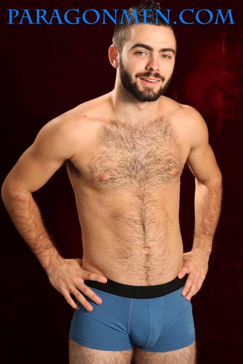 Naked josh long