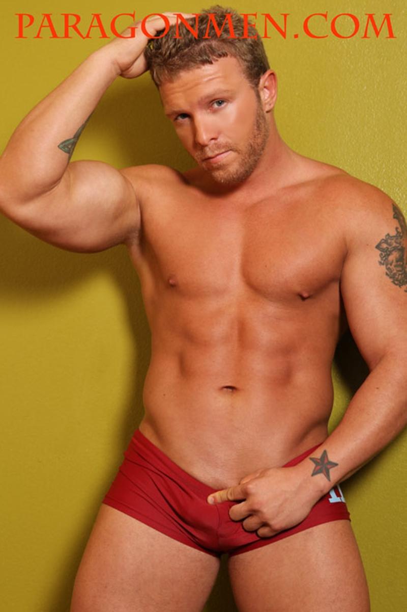 Toby Tucker  Gay Porn Star Pics  Paragon Men Nude Muscle -9234
