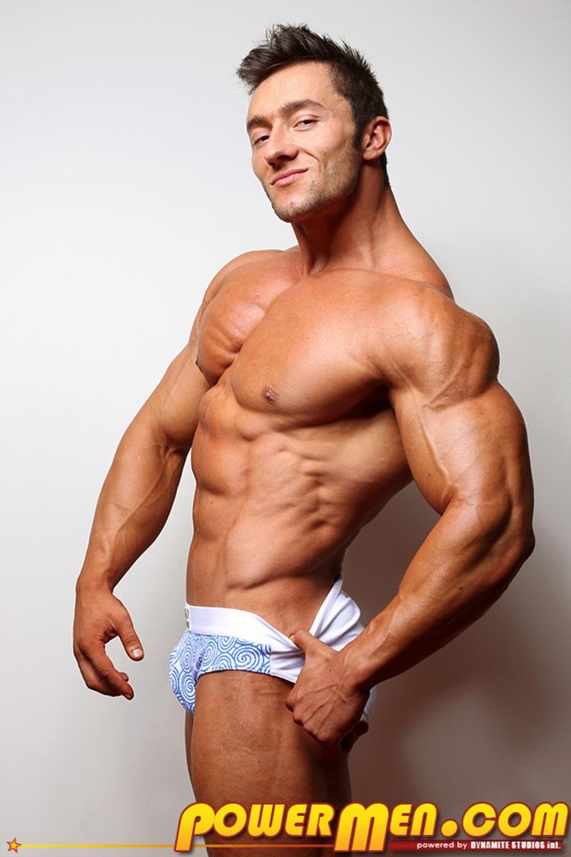 Chris Bortone  Gay Porn Star Pics  Nude Natural Muscle -8610