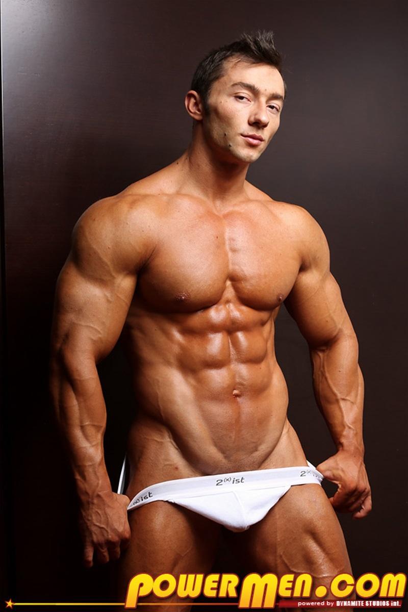 Chris Bortone  Gay Porn Star Pics  Nude Natural Muscle -7248