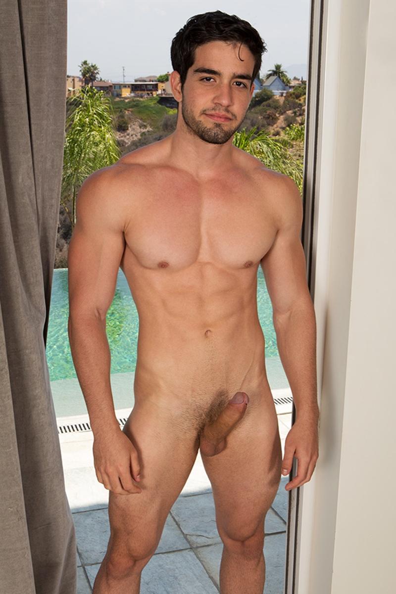 Dark Haired Muscle Hunk Enrique  Gay Porn Star Xxxx -3521