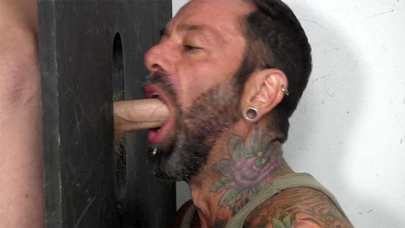 Rave glory hole porn-2867