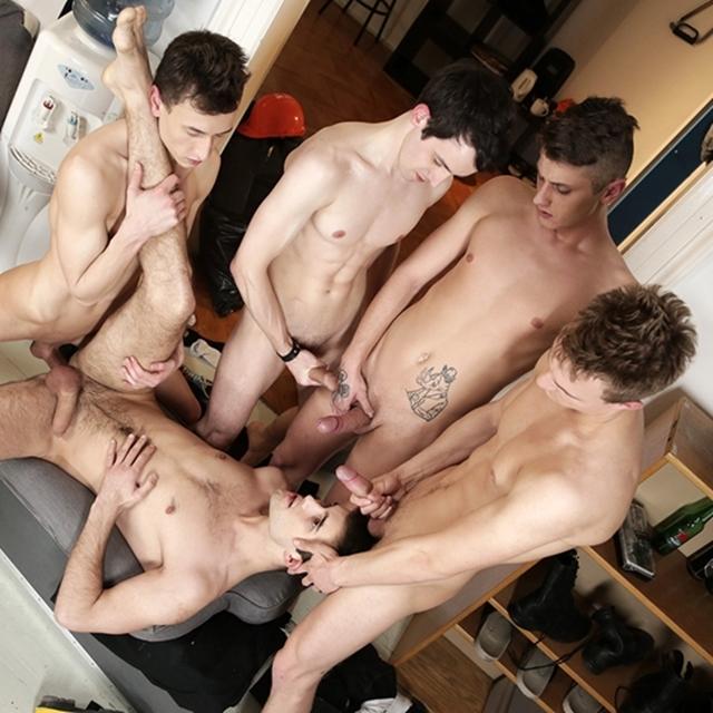 Gay twink orgy videos